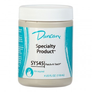 Duncan Patch-a-Tatch 4oz (For fixing your greenware/bisque)