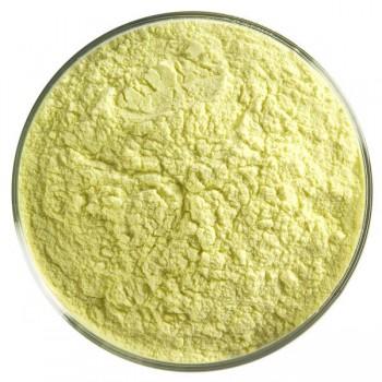 BULLSEYE 乳濁色玻璃 / 搪瓷粉末 鮮黃色 (4oz)