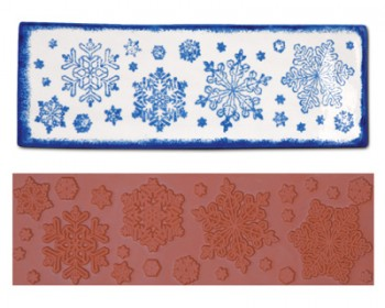 Mayco Designer Stamps - ST102 - Snow