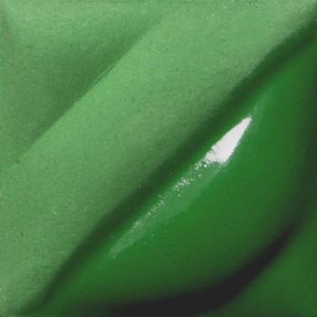 Amaco Velvet Underglaze - V-353 Dark Green (2oz)