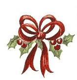 陶瓷印花圖案-聖誕氣氛 1 (小) 4件