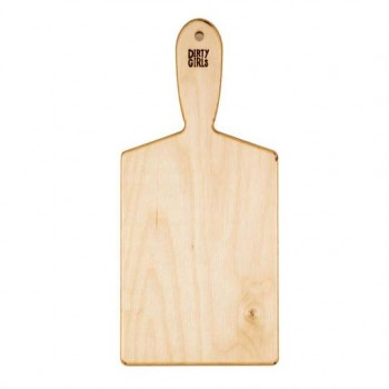Dirty Girl - DG004 - Rectangular Paddle (R11*5