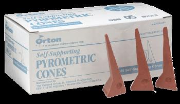 Self-supporting Cones - 25pcs /box