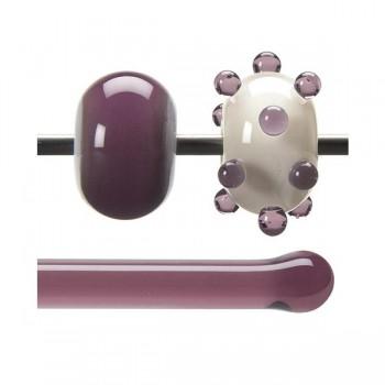 BULLSEYE 透明玻璃棒 透明淺紫羅蘭色