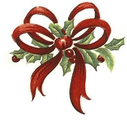 陶瓷印花圖案-聖誕氣氛 1 (大) 2件