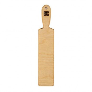Dirty Girl - DG004 - Rectangular Paddle (R10*2