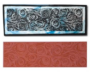 Mayco Designer Stamps - ST114 - Star Swirls