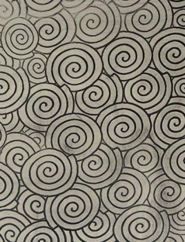 Mayco Designer Mats - MT-008 - Spiral