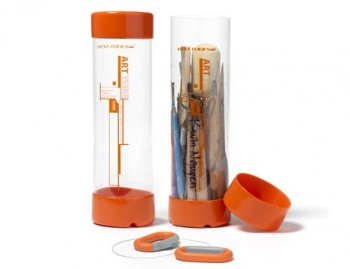 XIEM TOOLS 儲存筒 - 橙色