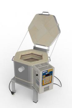 L&L 上揭式家用電窯 DLH11-DX Test Kiln