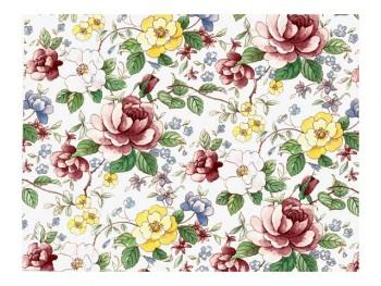 陶瓷印花紙-牡丹花 (彩色)