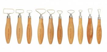 XIEM TOOLS 鈦合金修飾工具套裝 - 全套 (10pcs)
