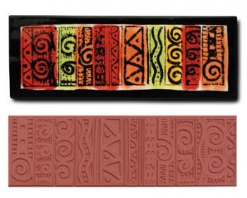 Mayco Designer Stamps - ST-352 - Jumbalaya
