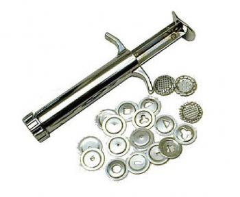 小型黏土槍 (直徑)