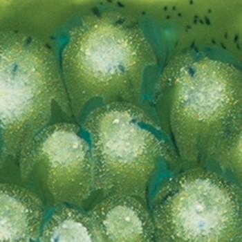 Mayco Crystalities - S-2715 Spotted Kiwi (4oz)