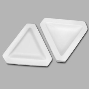 Triangle Plate 三角形碟 5.1