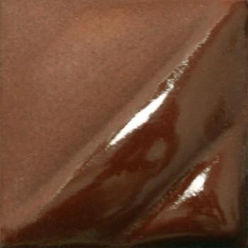Amaco Velvet Underglaze - V-313 Red Brown (2oz)