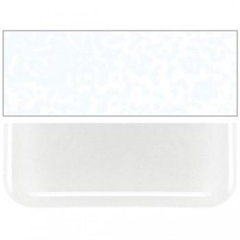 BULLSEYE 乳濁色玻璃片 半透明白色 (6