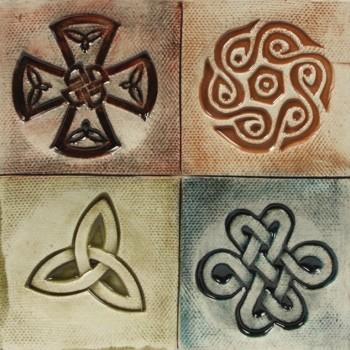 Mayco 壓模工具 - Celtic Symbols (CD-1221)