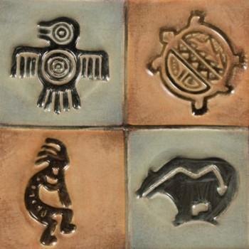 Mayco 壓模工具 - Native American Design (CD-1151)