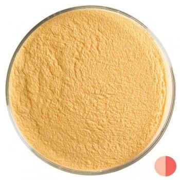BULLSEYE 乳濁色玻璃 / 搪瓷粉末 橙色 (15pcs)