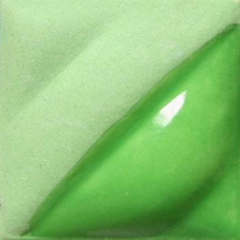 Amaco Velvet Underglaze - V-345 Light Green (2oz)