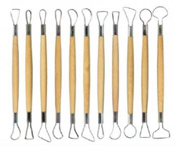 雙頭片挖套裝 (11支)