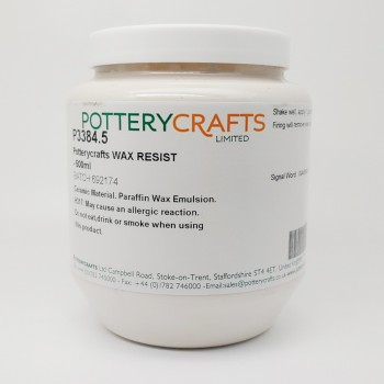 Potterycrafts Wax Resist 蠟水 500ml