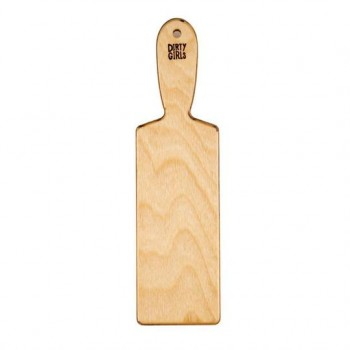 Dirty Girl - DG004 - Rectangular Paddle (R11*3