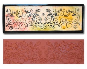 Mayco Designer Stamps - ST116 - Floral Flourish