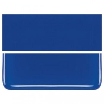 BULLSEYE 乳濁色玻璃片 深藍色 (10