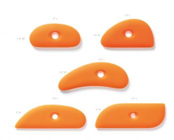XIEM TOOLS 軟矽膠刮套裝 (5件)