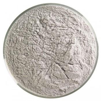 BULLSEYE 透明玻璃 / 搪瓷粉末 透明炭灰色 (4oz)
