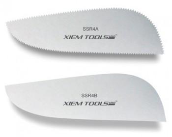 XIEM TOOLS 不鏽鋼刮套裝 (長)(2件)