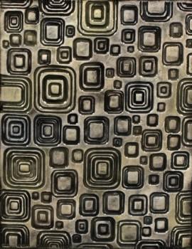 Mayco Designer Mats - MT-005 - Retro Square