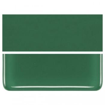BULLSEYE 乳濁色玻璃片 森林綠色 (6