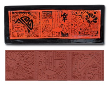 Mayco Designer Stamps - ST370 - Asian Influence