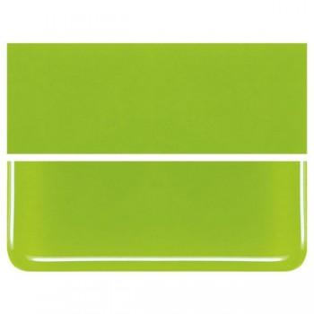 BULLSEYE 乳濁色玻璃片 春綠色 (6